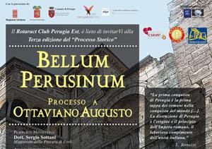 Il Bellum Perusinum – Processo Storico 2011