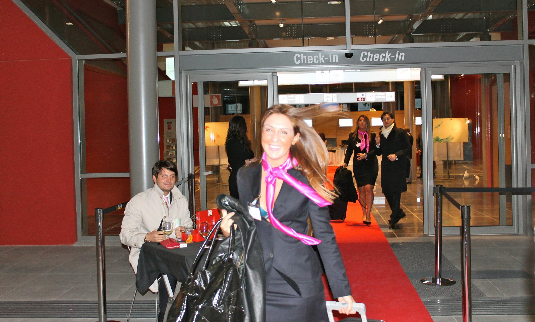 Una Notte in Aeroporto – Pasquissima 2012