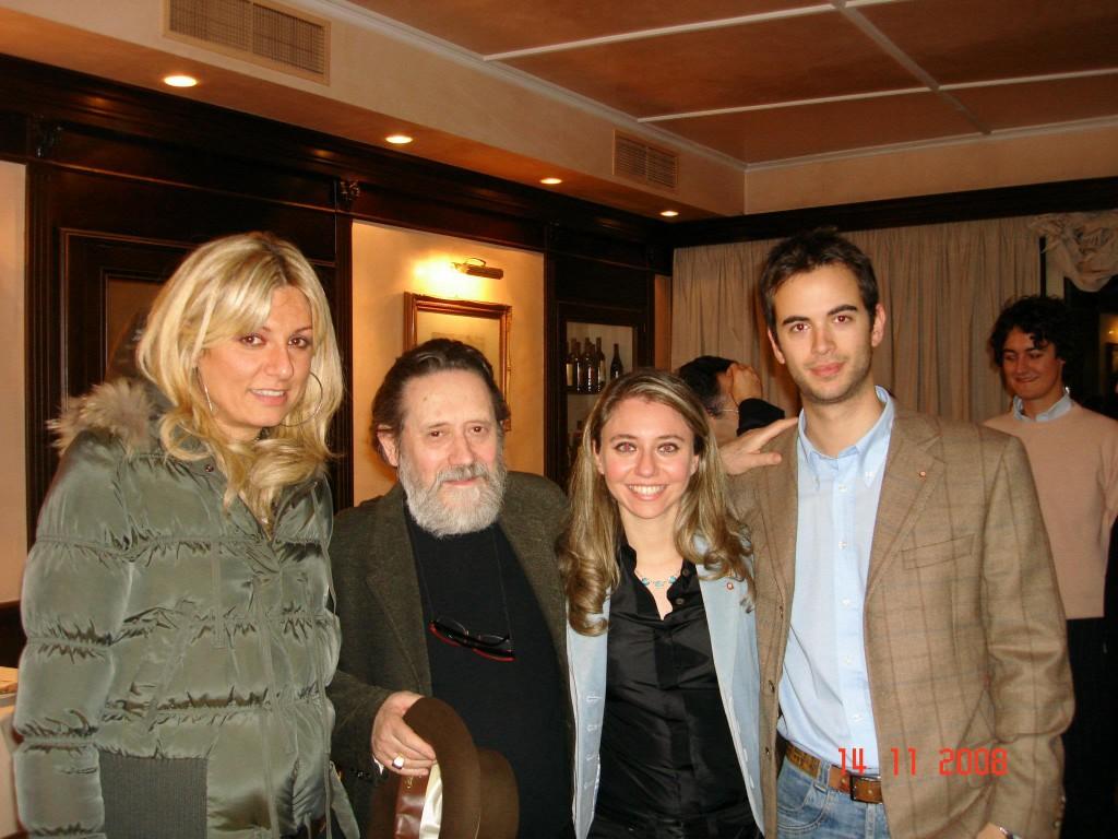 Incontro con il M. Franco Venanti