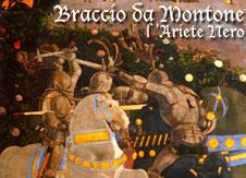 Braccio da montone: l'Ariete Nero – Processo Storico 2014