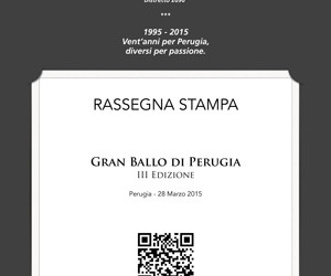 Rassegna Stampa: Gran Ballo di Perugia 2015