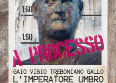 Vibio: l'imperatore umbro – Processo Storico 2015